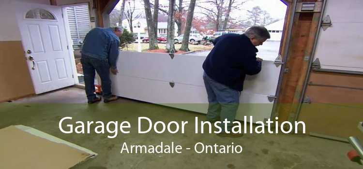 Garage Door Installation Armadale - Ontario