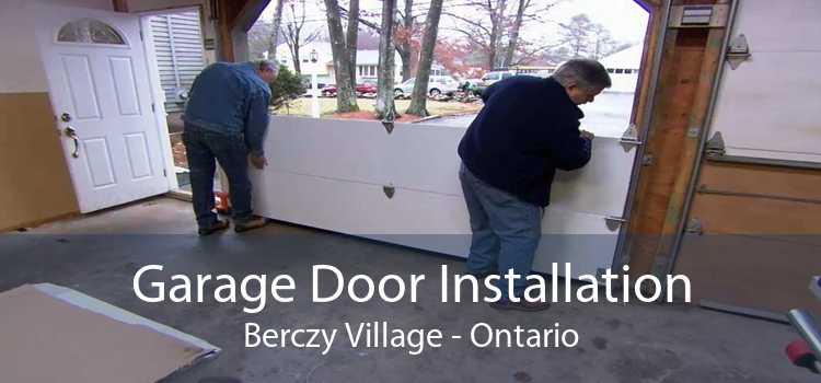 Garage Door Installation Berczy Village - Ontario