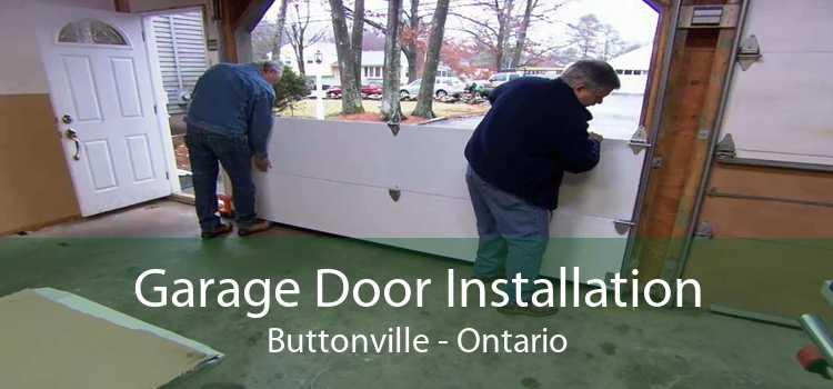 Garage Door Installation Buttonville - Ontario