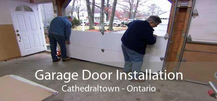 Garage Door Installation Cathedraltown - Ontario
