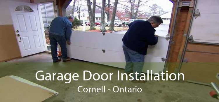 Garage Door Installation Cornell - Ontario
