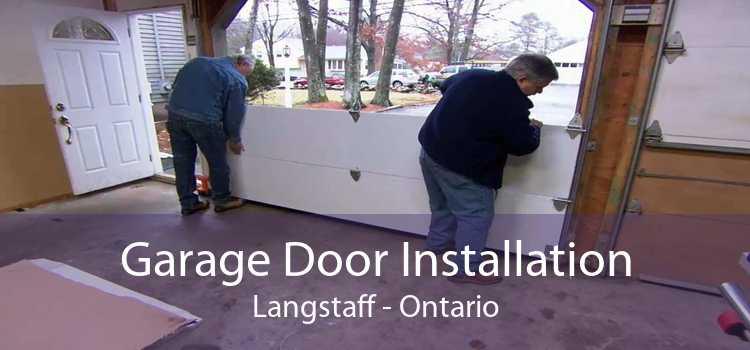 Garage Door Installation Langstaff - Ontario