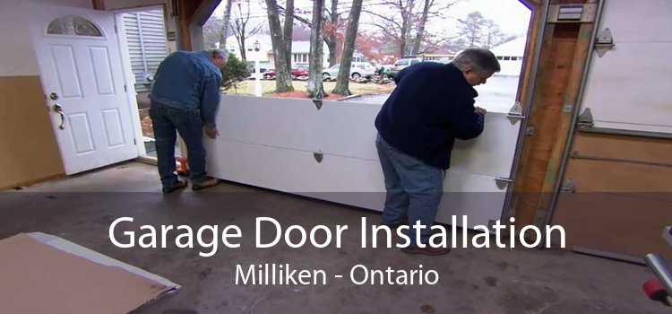 Garage Door Installation Milliken - Ontario