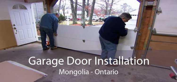 Garage Door Installation Mongolia - Ontario