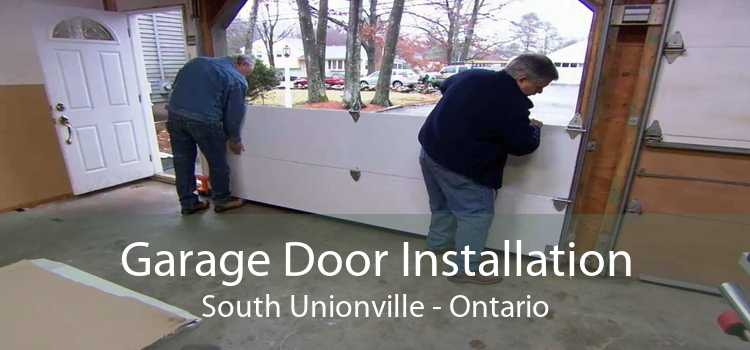 Garage Door Installation South Unionville - Ontario