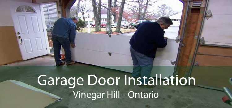 Garage Door Installation Vinegar Hill - Ontario