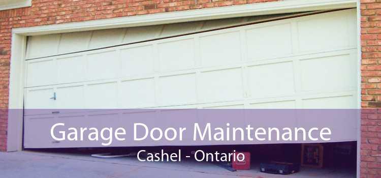 Garage Door Maintenance Cashel - Ontario