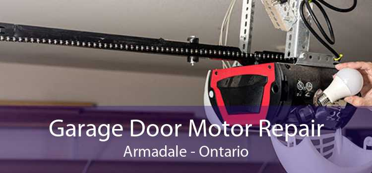 Garage Door Motor Repair Armadale - Ontario