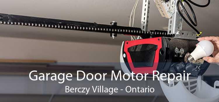 Garage Door Motor Repair Berczy Village - Ontario