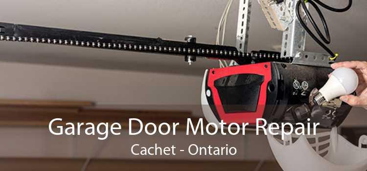 Garage Door Motor Repair Cachet - Ontario