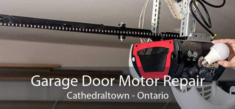 Garage Door Motor Repair Cathedraltown - Ontario