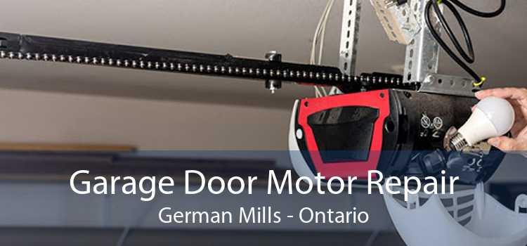 Garage Door Motor Repair German Mills - Ontario