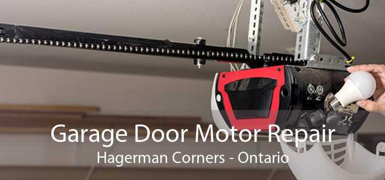 Garage Door Motor Repair Hagerman Corners - Ontario