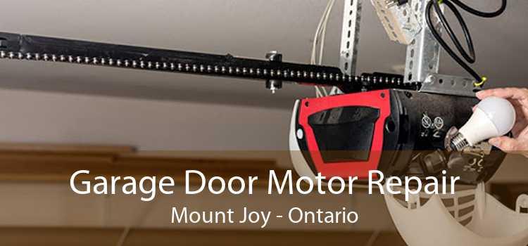 Garage Door Motor Repair Mount Joy - Ontario