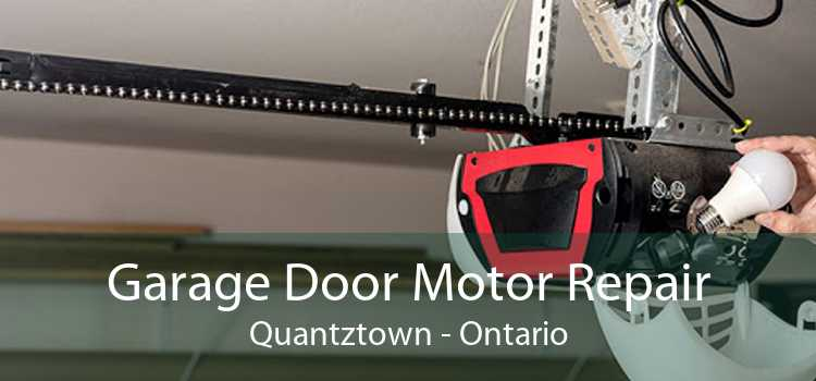 Garage Door Motor Repair Quantztown - Ontario