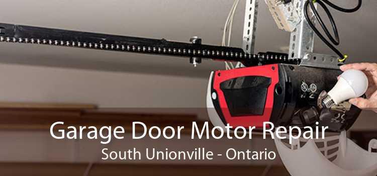 Garage Door Motor Repair South Unionville - Ontario