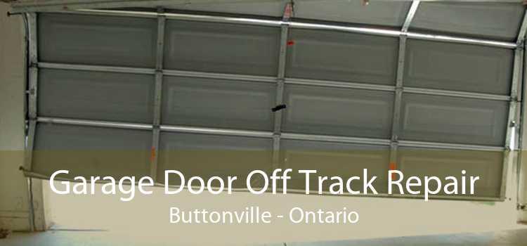 Garage Door Off Track Repair Buttonville - Ontario