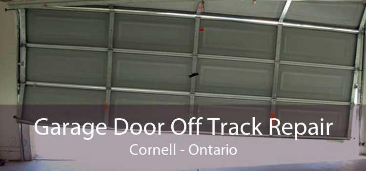 Garage Door Off Track Repair Cornell - Ontario
