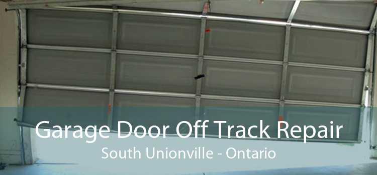 Garage Door Off Track Repair South Unionville - Ontario