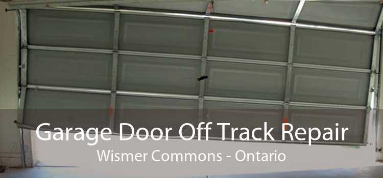 Garage Door Off Track Repair Wismer Commons - Ontario