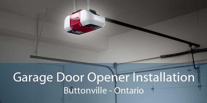 Garage Door Opener Installation Buttonville - Ontario