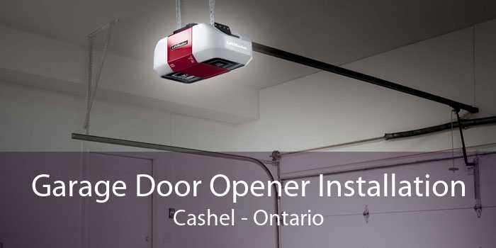 Garage Door Opener Installation Cashel - Ontario