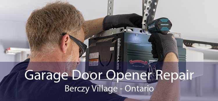 Garage Door Opener Repair Berczy Village - Ontario