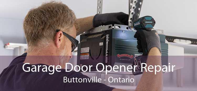 Garage Door Opener Repair Buttonville - Ontario
