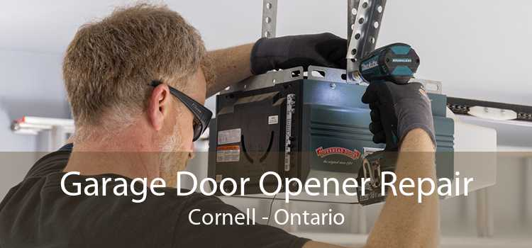 Garage Door Opener Repair Cornell - Ontario