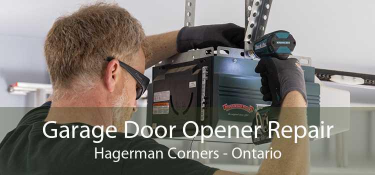 Garage Door Opener Repair Hagerman Corners - Ontario