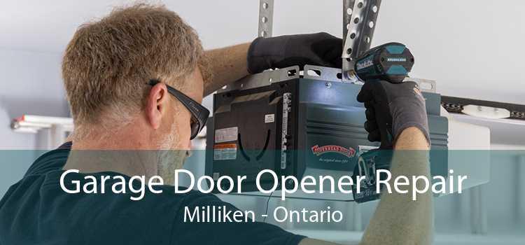 Garage Door Opener Repair Milliken - Ontario