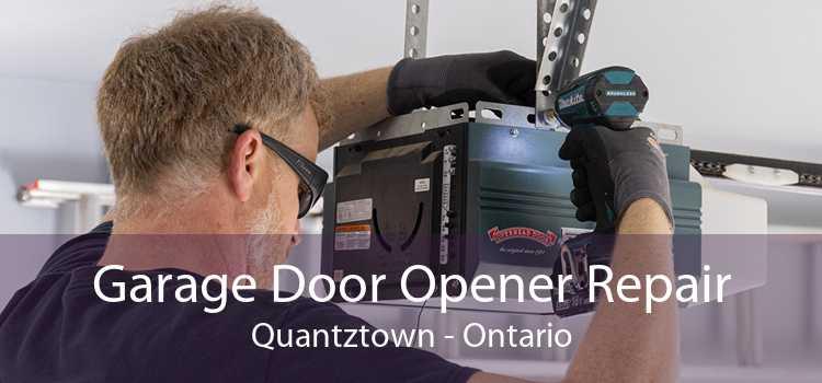 Garage Door Opener Repair Quantztown - Ontario