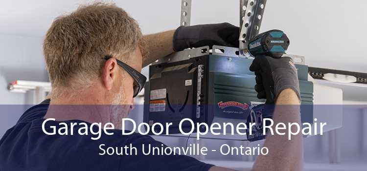 Garage Door Opener Repair South Unionville - Ontario