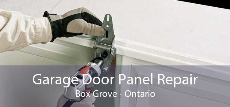 Garage Door Panel Repair Box Grove - Ontario