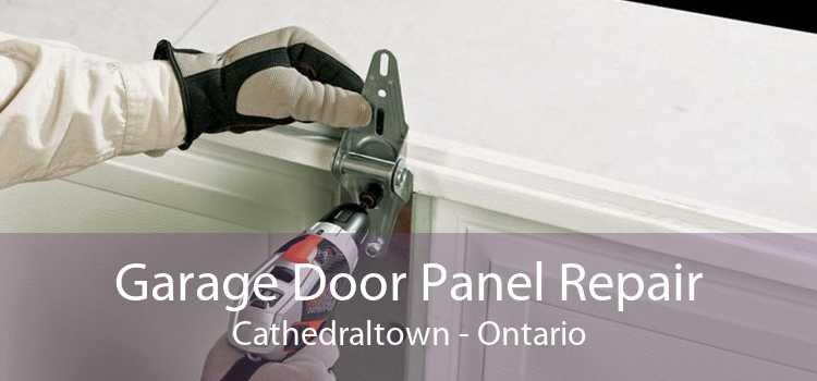 Garage Door Panel Repair Cathedraltown - Ontario