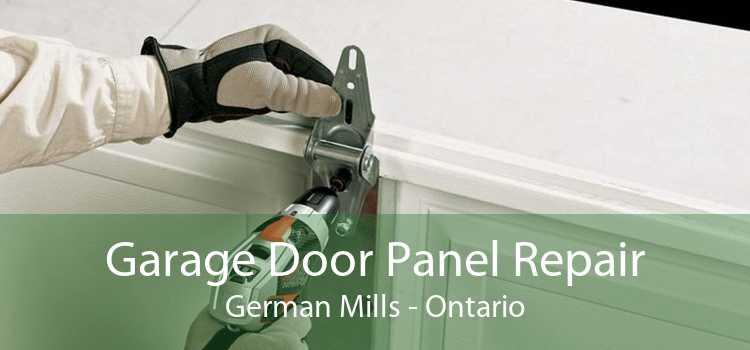 Garage Door Panel Repair German Mills - Ontario