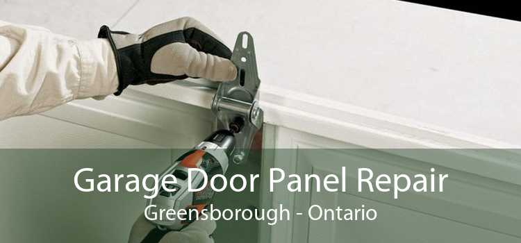 Garage Door Panel Repair Greensborough - Ontario
