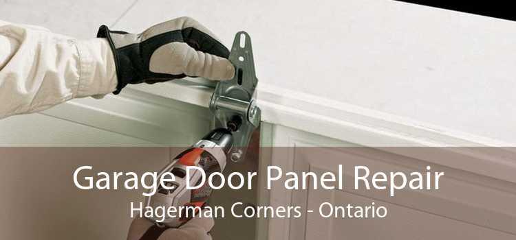 Garage Door Panel Repair Hagerman Corners - Ontario