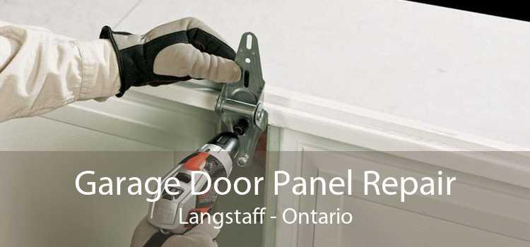 Garage Door Panel Repair Langstaff - Ontario