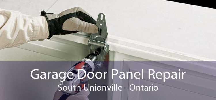 Garage Door Panel Repair South Unionville - Ontario