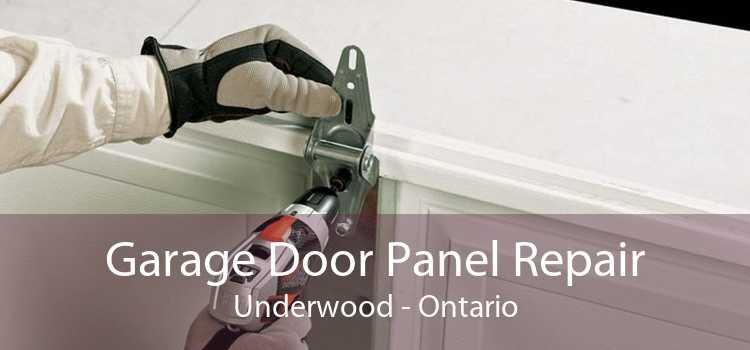 Garage Door Panel Repair Underwood - Ontario