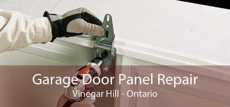 Garage Door Panel Repair Vinegar Hill - Ontario