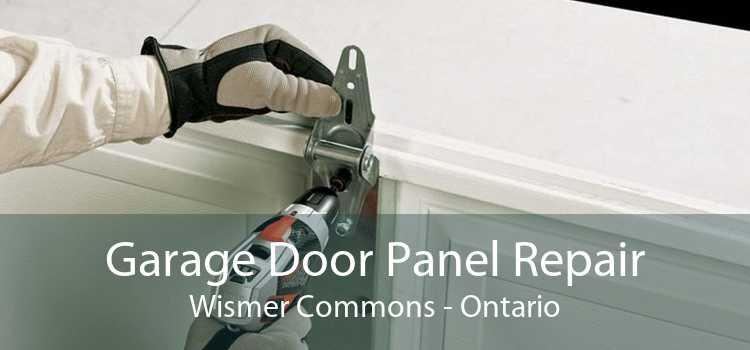 Garage Door Panel Repair Wismer Commons - Ontario