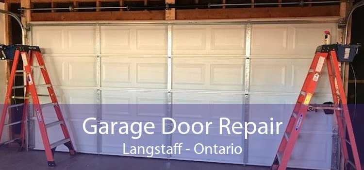Garage Door Repair Langstaff - Ontario