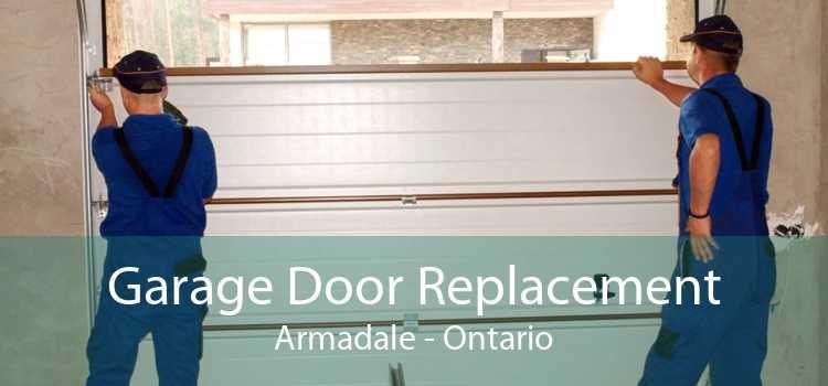 Garage Door Replacement Armadale - Ontario