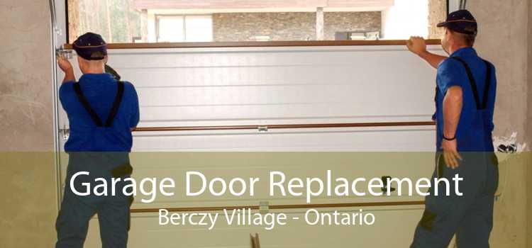 Garage Door Replacement Berczy Village - Ontario