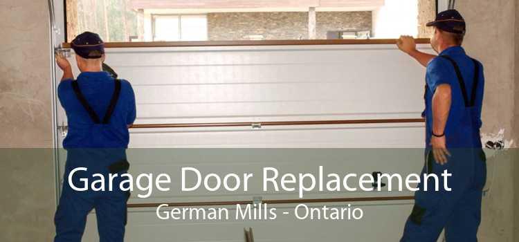 Garage Door Replacement German Mills - Ontario