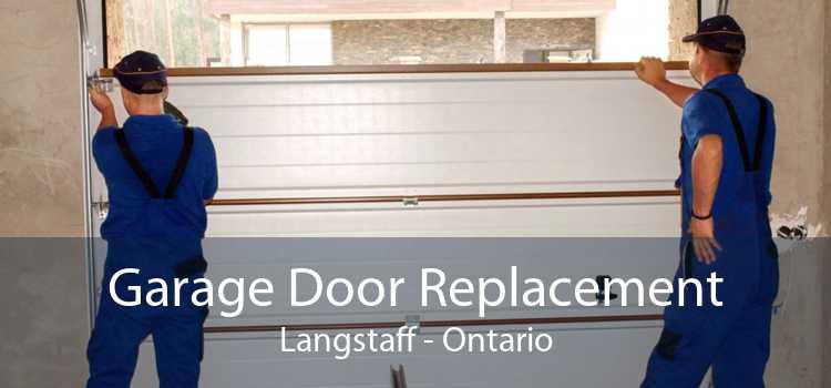 Garage Door Replacement Langstaff - Ontario