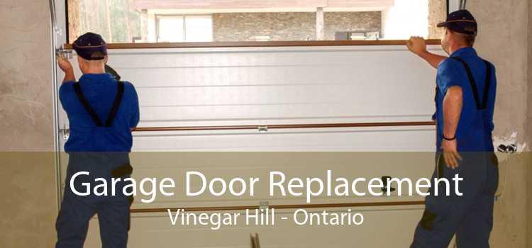 Garage Door Replacement Vinegar Hill - Ontario