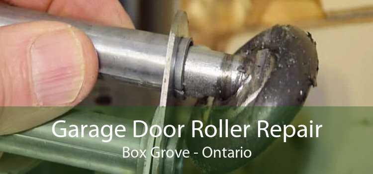 Garage Door Roller Repair Box Grove - Ontario